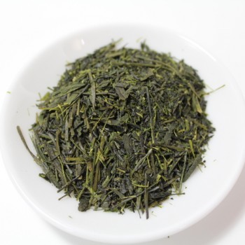 Organic green tea sencha