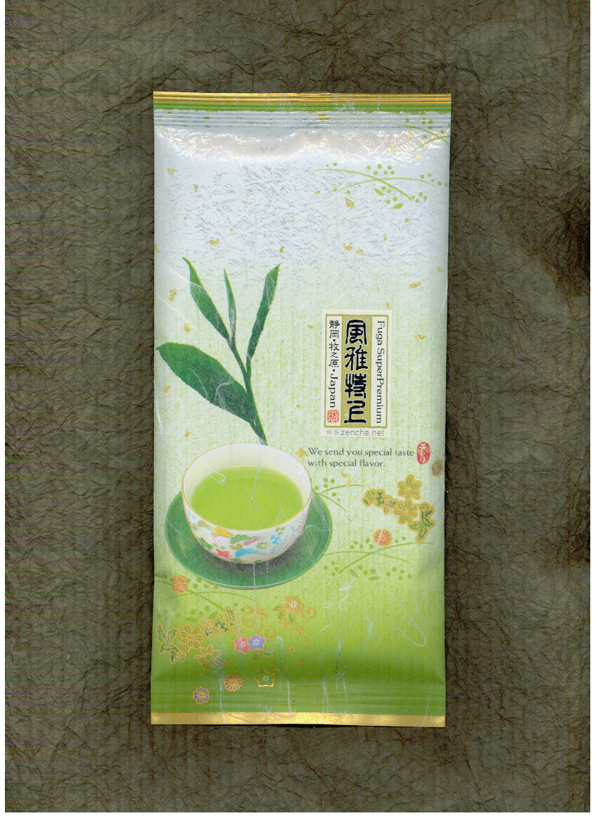 Fuga Super Premium Green Tea