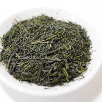 Kagoshima Green Tea Sencha Super Premium Strong Roast Leaf