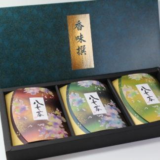 Yame Superior Sencha green tea gift set