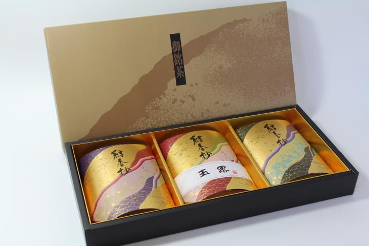 Yame Premium Gyokuro & Sencha Set