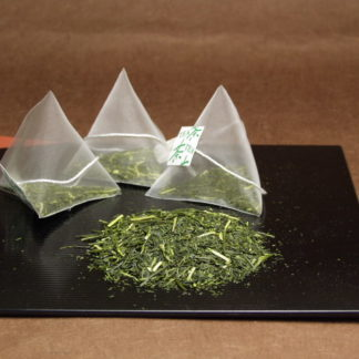 Fukamushi Green Tea Bags from Shizuoka
