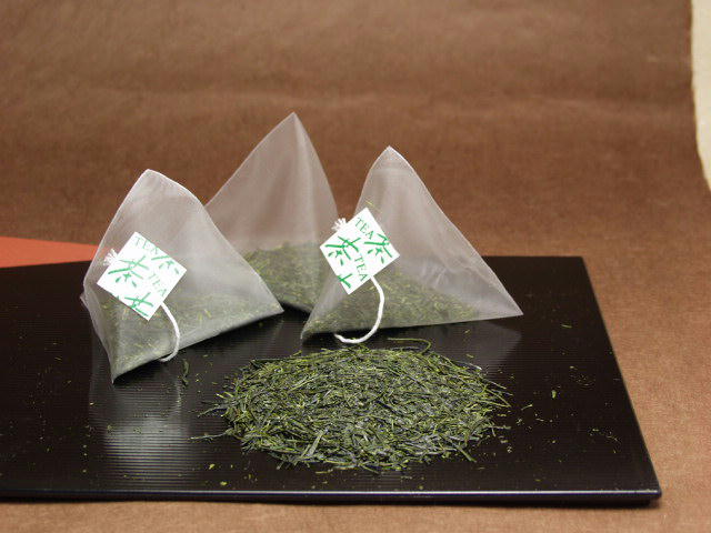 Green Tea Bags Fuji The Ultimate