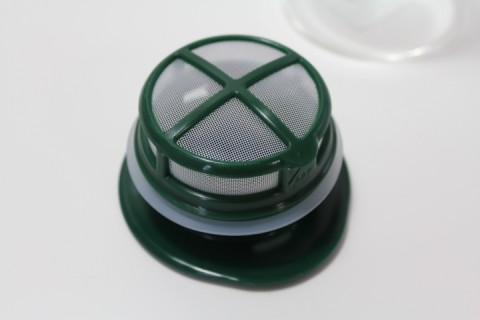lid with infuser